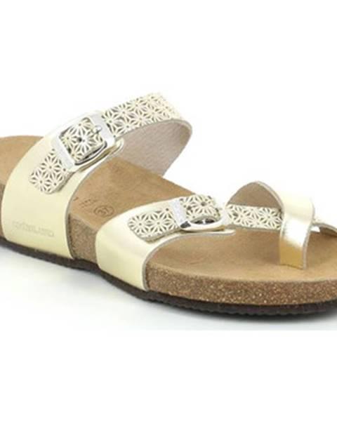 Béžové topánky Grunland