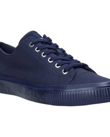 Modré tenisky Calvin Klein Jeans