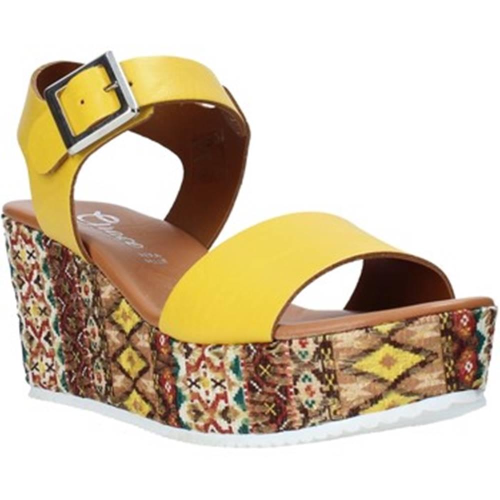 Grace Shoes Sandále Grace Shoes  06
