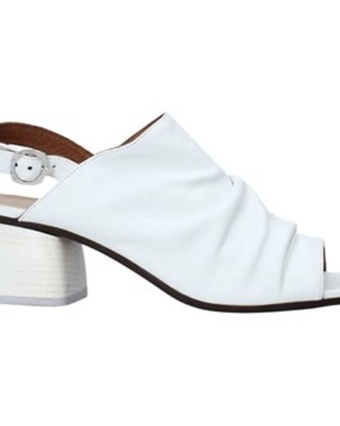 Biele lodičky Mally