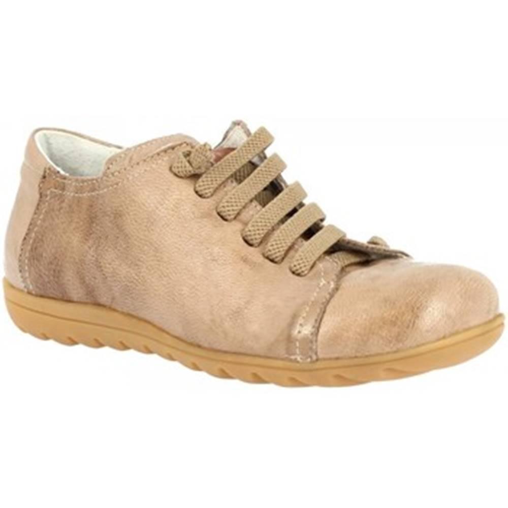 Leonardo Shoes Derbie Leonardo Shoes  504 STROPICCIATO TOUPE
