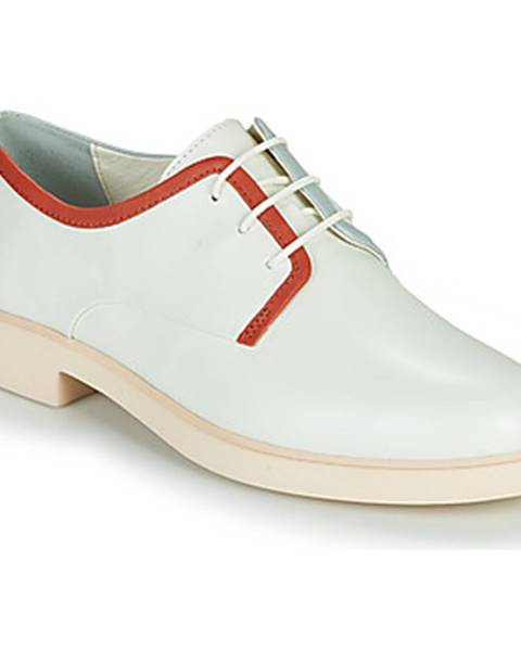 Biele topánky Camper