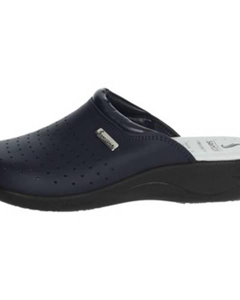 Modré topánky Sanycom
