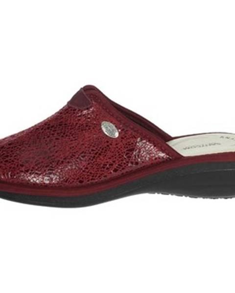 Červené papuče Sanycom