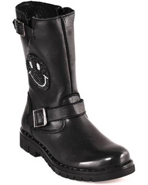 Čierne topánky Holalà