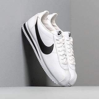 Classic Cortez Leather White/ Black