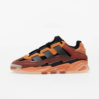 adidas Niteball Hazy Copper/ Core Black/ Acid Orange