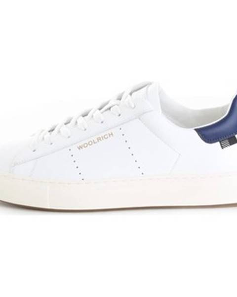 Biele tenisky Woolrich
