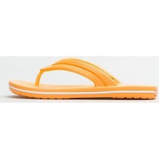 Žabky Crocs  Crocband Flip W
