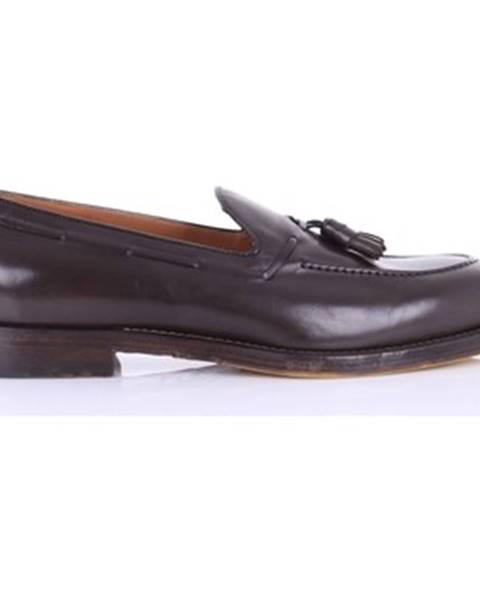 Hnedé topánky Doucal's
