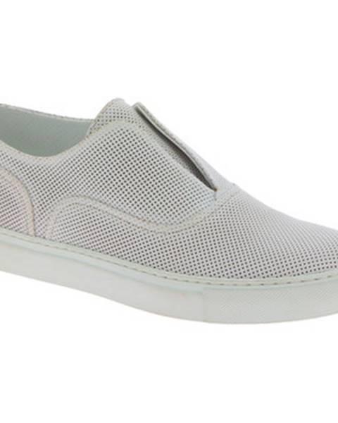 Biele topánky Sartore