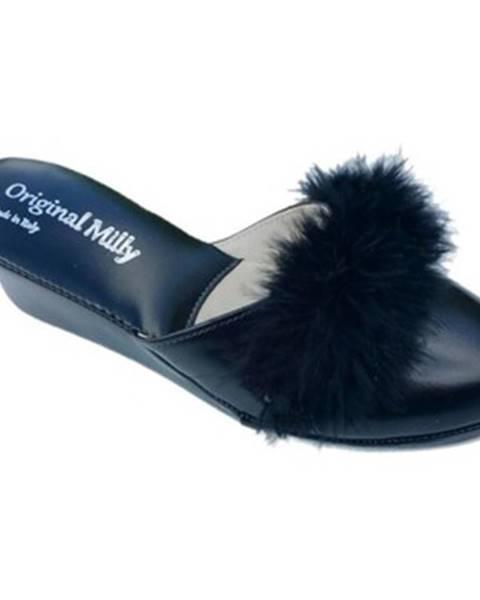 Čierne topánky Milly