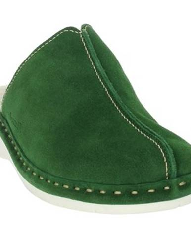 Zelené papuče Riposella