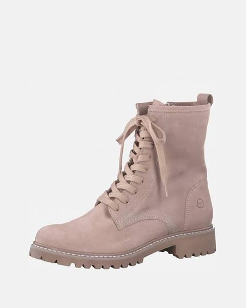 Ružové topánky Tamaris
