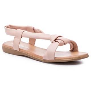 Sandále  WS17128 Ekologická koža/-Ekologická koža
