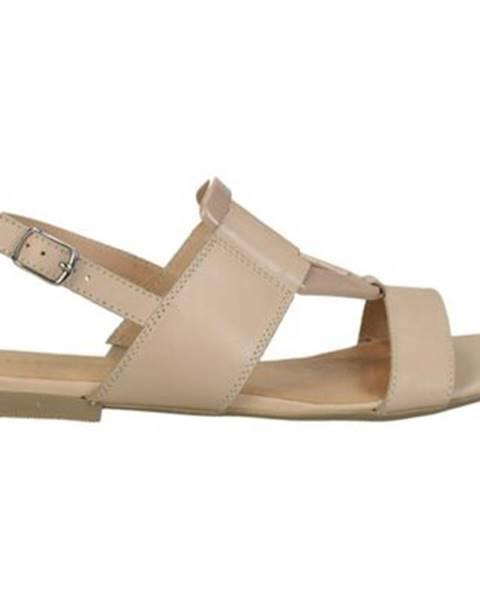 Ružové sandále Lasocki