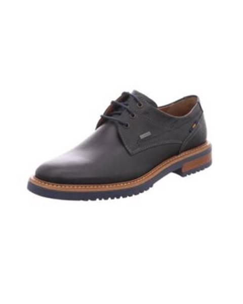 Čierne topánky Fretz