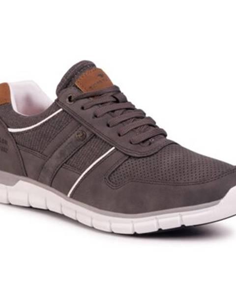 Šedé topánky Tom Tailor