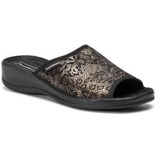 Papuče  GALAXY Ekologická koža/-Ekologická koža