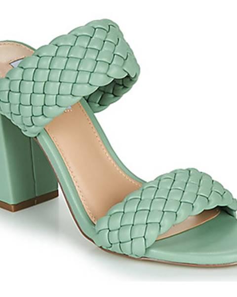 Zelené sandále Steve Madden