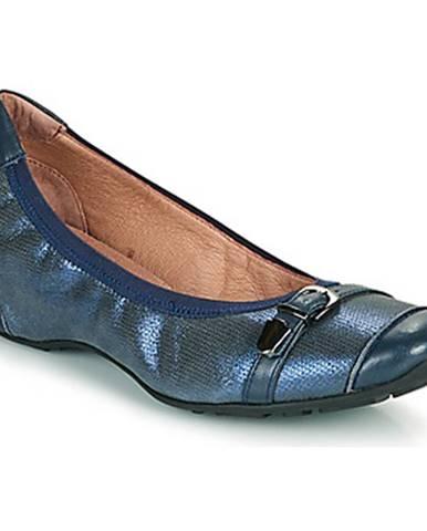 Modré balerínky Mam'Zelle