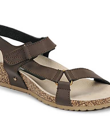 Sandále Spot on