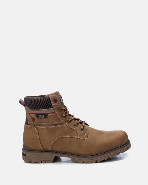 Hnedé topánky Xti