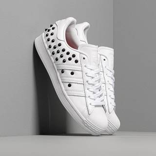 adidas Superstar W Ftw White/ Core Black/ Scarlet
