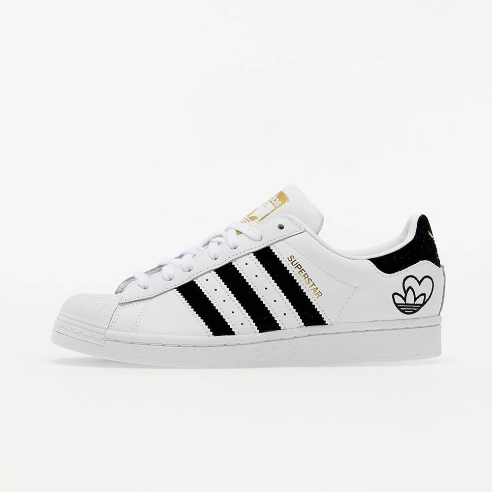 adidas Originals adidas Superstar W Ftwr White/ Core Black/ Gold Met.
