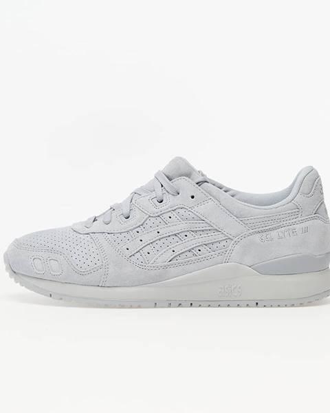 Sivé tenisky Asics