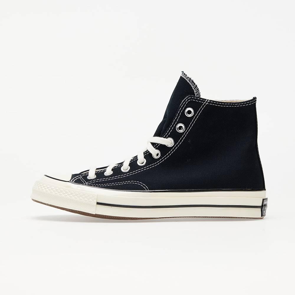 Converse CONVERSE CHUCK TAYLOR ALL STAR 70 HI Black/ Black/ Egret