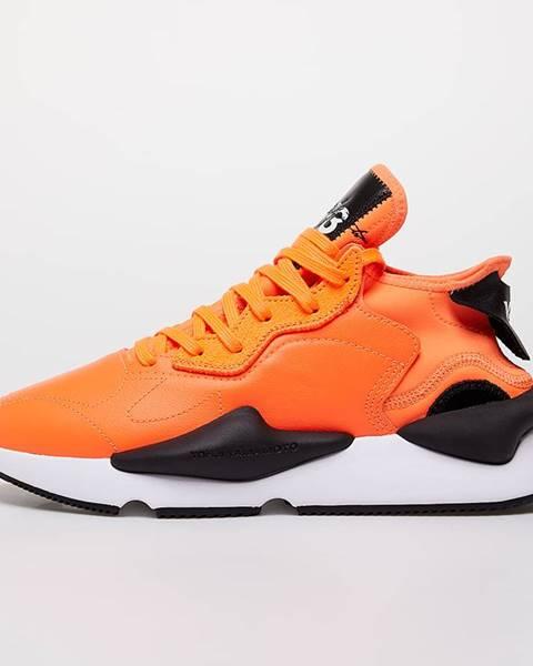 Oranžové tenisky Y-3