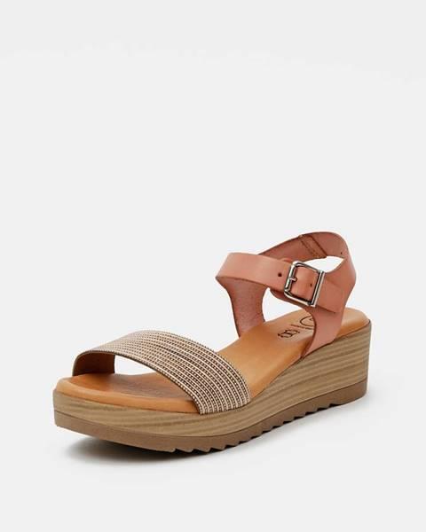 Staroružové topánky OJJU
