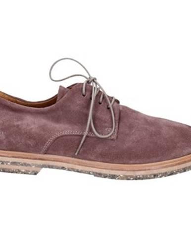 Fialové topánky Moma