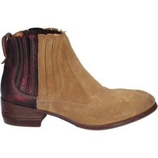 Nízke čižmy Moma  Členkové Topánky BT18