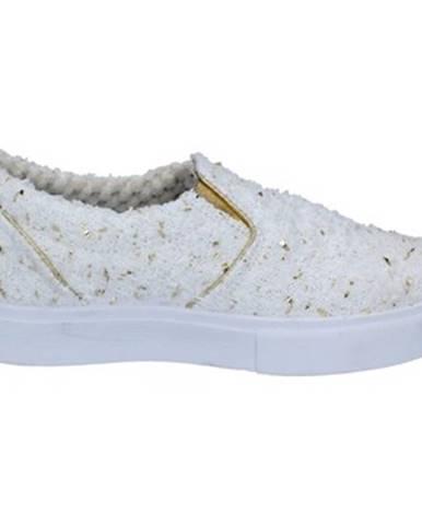 Biele espadrilky 2 Stars