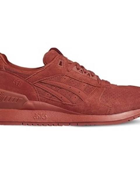 Červené tenisky Asics