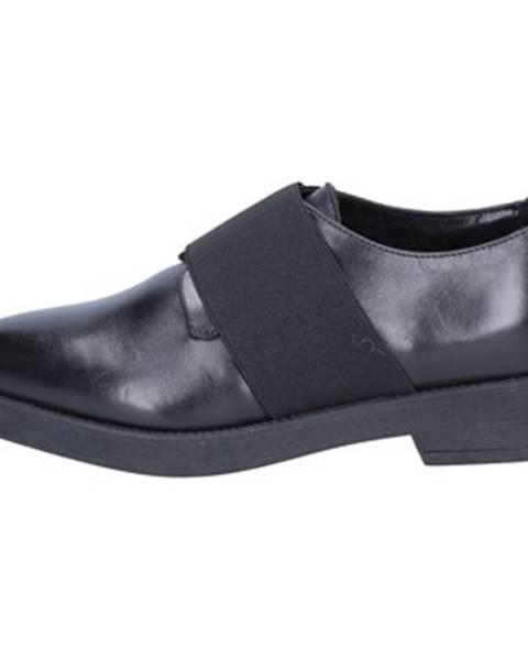 Čierne topánky Paolina Perez