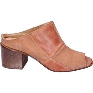 Sandále Moma  sandali camoscio pelle