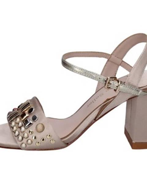 Béžové sandále The Seller