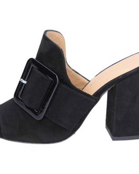 Čierne topánky Broccoli