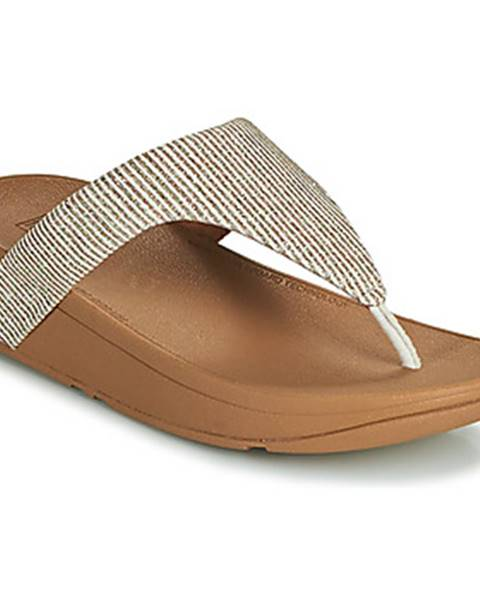 Hnedé topánky FitFlop
