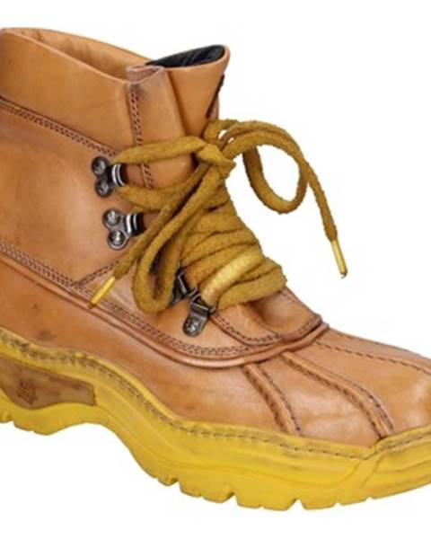 Žlté topánky Moma