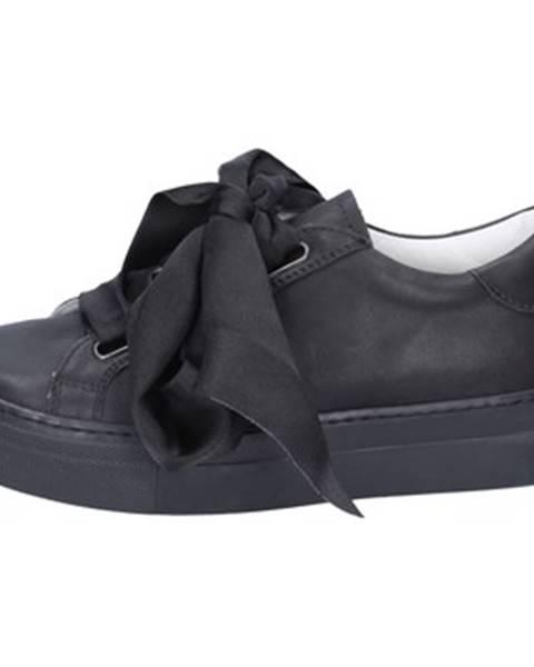 Čierne tenisky Lemaré