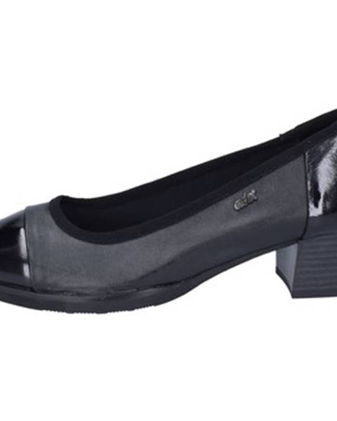 Čierne lodičky Adriana Del Nista