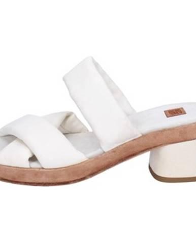 Biele sandále Moma