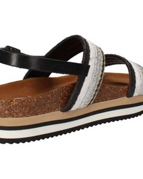 Béžové sandále 5 Pro Ject