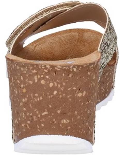 Zlaté sandále 5 Pro Ject