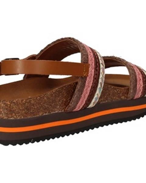 Ružové sandále 5 Pro Ject