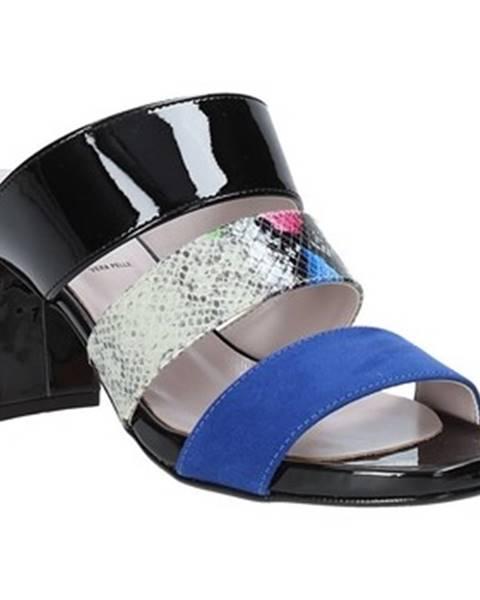 Čierne topánky Grace Shoes